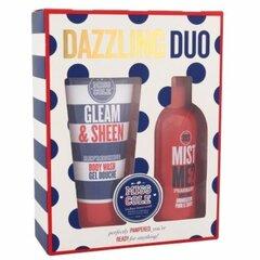 Kehahooldus komplekt Grace Cole Miss Cole Dazzling Duo 100 ml