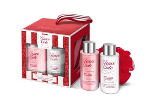 Kosmeetika komplekt Grace Cole Frosted Cherry & Vanilla Beautiful Cleansing
