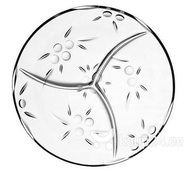 Serveerimistaldrik Pasabahce PERLA, 27 cm hind ja info | Lauanõud ja kööginõud | kaup24.ee