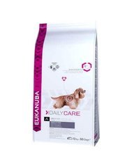 Kuivtoit koertele Eukanuba Daily Care Adult Sensitive Skin, 12 kg