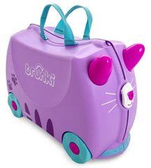 Laste kohver Trunki Cassie the Cat