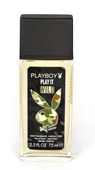 Дезодорант Playboy Play It Wild 75 мл цена и информация | Дезодорант Playboy Play It Wild 75 мл | kaup24.ee