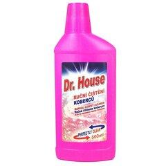 Šampoon vaipade puhastamiseks Dr. House, 0,5 L hind ja info | Puhastusvahendid | kaup24.ee