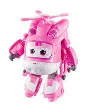 Robot-helikopter Dizzy Super Wings 12.5 cm