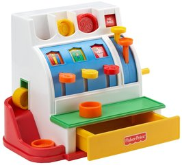 Kassaaparaat Fisher Price
