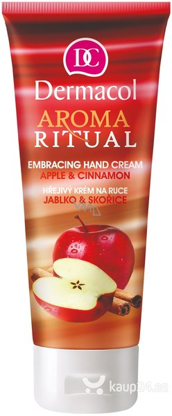 Kätekreem Dermacol Aroma Ritual Apple & Cinnamon 100 ml