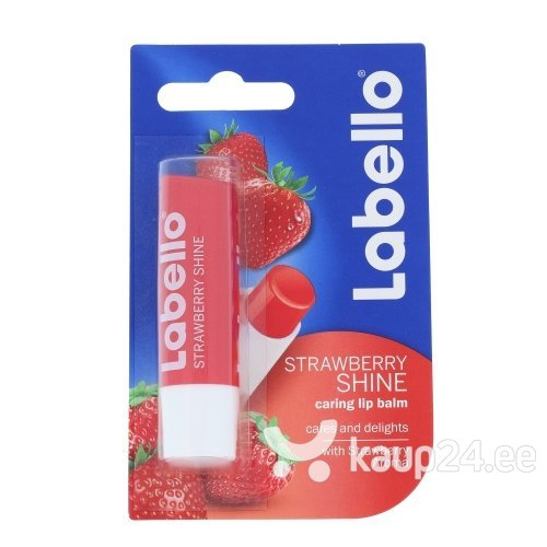 Huulepalsam Labello Strawberry Shine 5.5 ml