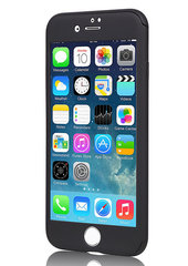 360° Protective Case MP-8805 with screen Protector for iPhone 6/6s (Black)