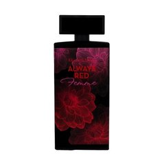 Tualettvesi Elizabeth Arden Always Red Femme EDT naistele 100 ml