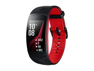 Nutivõru Samsung Gear Fit2 Pro SM-R365, Must / Punane