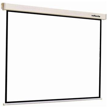 Projektori ekraan seinale Reflecta Crystal-Line Rollo, 180 x 180 cm, 1:1