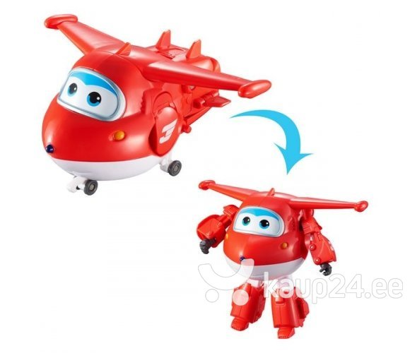 Самолет- робот Jett Super Wings цена