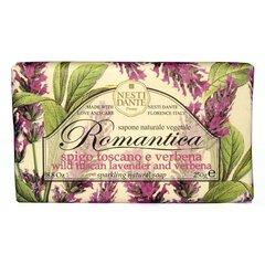 Naturaalne seep Nesti Dante Romantica Wild Tuscan Lavender And Verbena 250 g