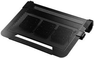 Sülearvuti jahutus CoolerMaster U3 Plus, USB hind ja info | Sülearvuti jahutusalused jm | kaup24.ee