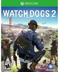 Mäng Watch Dogs 2, Xbox One