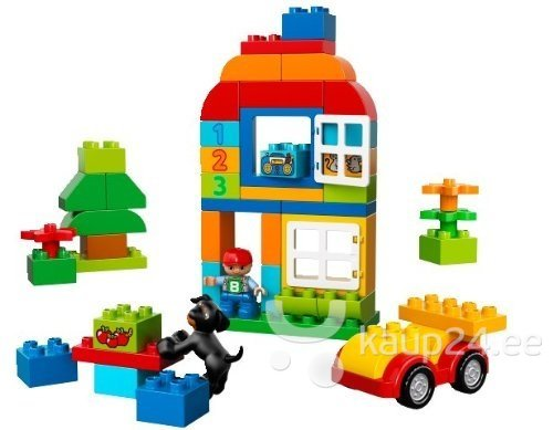 10572 LEGO® DUPLO All in One box for Fun hind