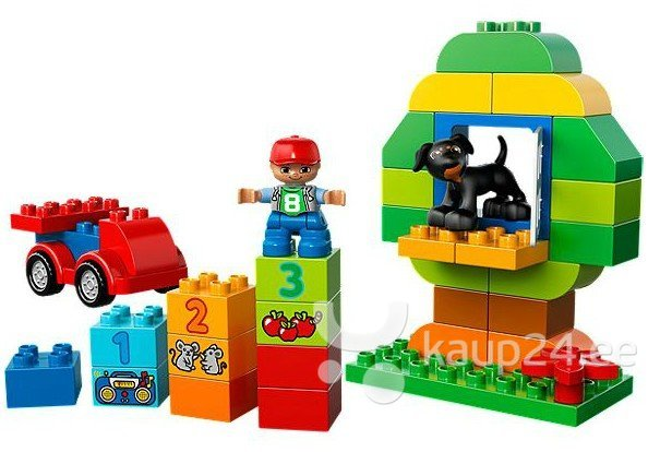 10572 LEGO® DUPLO All in One box for Fun Internetist