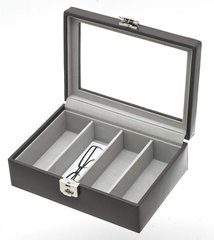 Коробка для очков Davidts Chrome