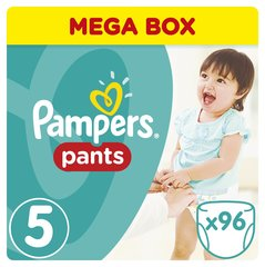 Püksmähkmed Pampers Pants Mega Box 11-18 kg, 96tk