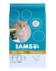 Kuivtoit kassidele IAMS Adult Weight Control, 10 kg