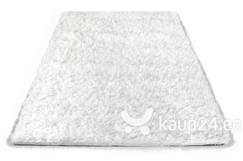 bed66f12f3d VAIP SHAGGY WHITE, 200X290 CM HIND | kaup24.ee e-pood