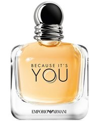 Parfüümvesi Giorgio Armani You Because It`s You EDP naistele 50 ml