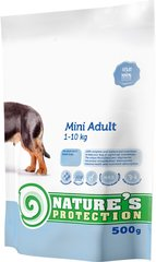 Nature's Protection Dog Mini Adult, 2 kg