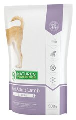 Nature's Protection Mini Adult Lamb, 0,5 kg