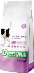 Nature's Protection Dog Junior Lamb, 7,5 kg hind ja info | Nature's Protection Dog Junior Lamb, 7,5 kg | kaup24.ee