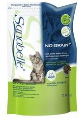 Kuivtoit kassidele Sanabelle No Grain Poultry 2kg