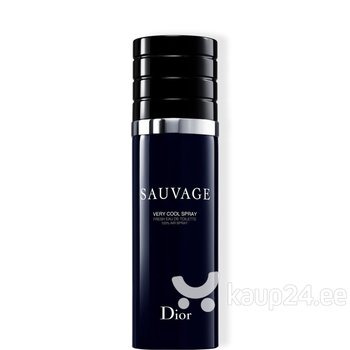Sprei-tualettvesi Christian Dior Sauvage Very Cool Spray EDT meestele 100 ml