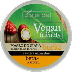 Kehavõi beta kerotiiniga Bielenda Vegan Friendly 250 ml hind ja info | Kehavõi beta kerotiiniga Bielenda Vegan Friendly 250 ml | kaup24.ee