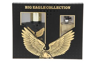 Набор Big Eagle Collection: EDT 100 мл + миниатюра