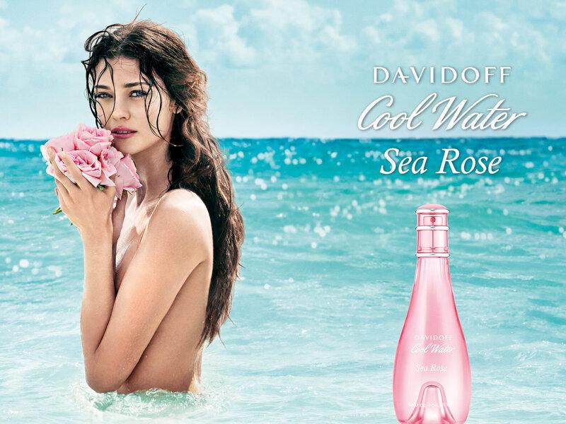 Туалетная вода Davidoff Cool Water Woman Sea Rose edt 50 мл интернет-магазин