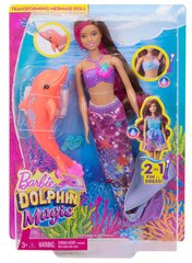 Кукла Barbie Dolphin Magic 2 in 1