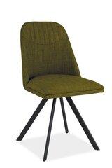 Комплект из 4 стульев Milton, зелёный