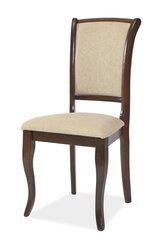 2 tooli komplekt MNSC, tume pähkel.