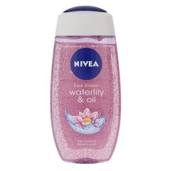 Dušigeel Nivea Waterlily & Oil 250 ml