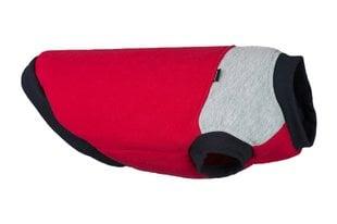 Amiplay свитер Denver, L, красный - серый