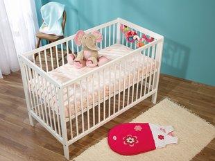 Madrats Dormeo Baby-Pedic, roosa 70x140