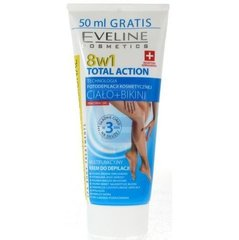 Depilatsioonikreem tundlikule nahale Eveline Botanic Therapy Total Action 8in1 200 ml