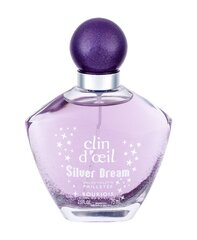 Tualettvesi BOURJOIS Paris Clin d´Oeil Silver Dream EDT naistele 75 ml hind ja info | Tualettvesi BOURJOIS Paris Clin d´Oeil Silver Dream EDT naistele 75 ml | kaup24.ee