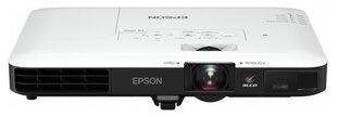 EPSON EB-1795F 3LCD full HD ultramobile projector 1920x1080 16:9 3200 lumen 1W speaker hind ja info | Projektorid | kaup24.ee