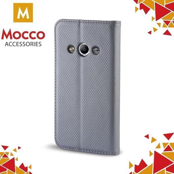 Telefoni ümbrisMocco Smart Magnet Book Case, sobib Samsung J710 Galaxy J7 (2016) telefonile, hõbedane hind