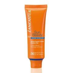 Niisutav päikesekaitsekreem näole Lancaster Sun Beauty Care SPF30 50 ml hind ja info | Päikesekaitse SPF | kaup24.ee