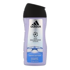 Гель для душа Adidas UEFA Champions League Arena Edition 250 мл