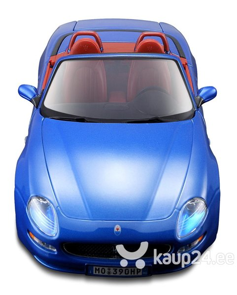 Автомобиль Maserati GT Spyder Bburago 1:18 отзыв