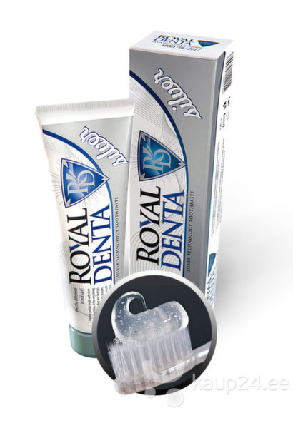 Hambapasta Royal Denta Silver 130g