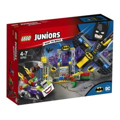 10753 LEGO® Juniors The Joker™ Batmani koopa rünnak