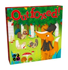 Lauamäng Outfoxed! LT, LV, EE